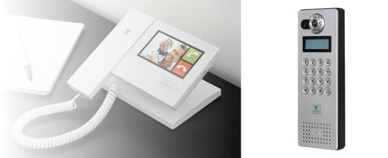 Videx Video Audio Intercom System