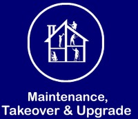 Maintanance Takeover & Upgrade