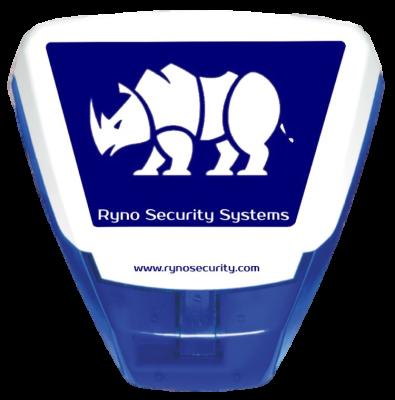 Ryno Online Installed Price NSI SSIAB Security Systems CCTV Burglar Intruder Alarms Pyroix Siren