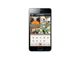 Ryno  Installed Price HD CCTV System APP