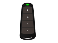 Ryno  Wireless Burglar / Intruder Alarm  Keyfob