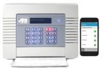 Ryno  Wireless Burglar / Intruder Alarm Panel APP
