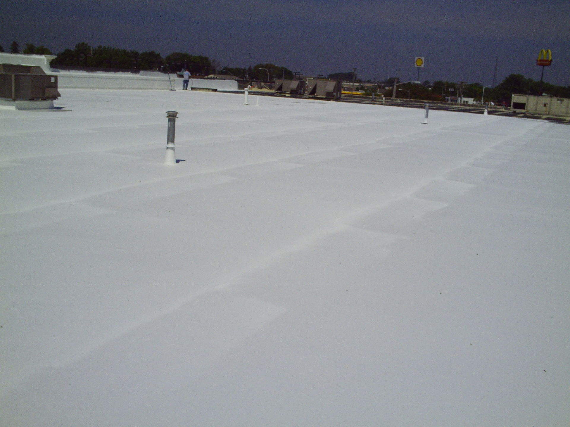 Roof Coatings For Single Ply Roofs
