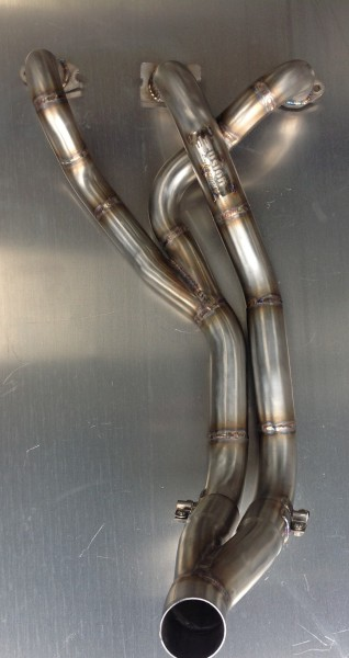 Classic Mini Stainless LCB manifold ST3