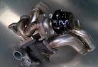 Daihatsu Charade GTti stainless turbo manifold