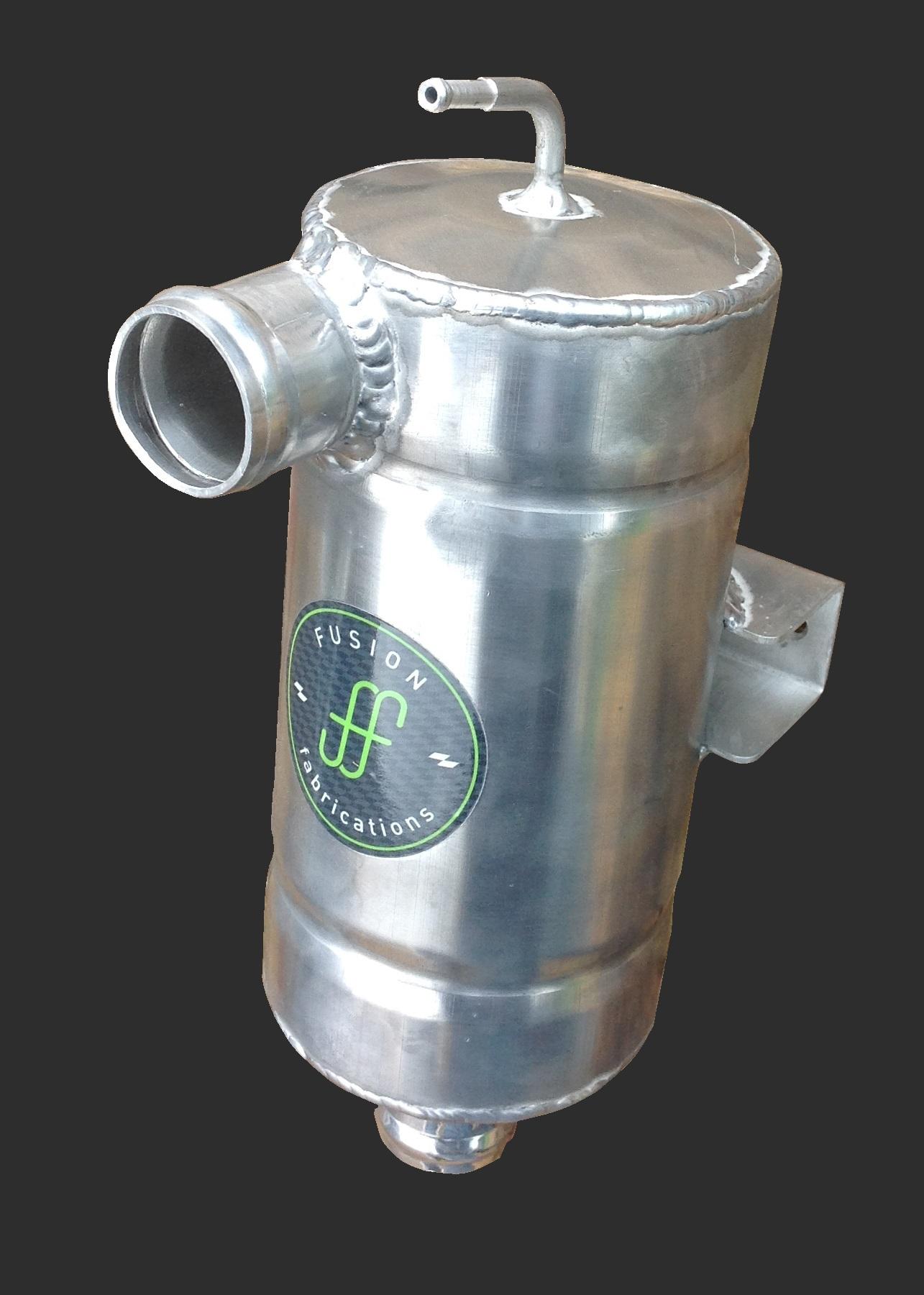Aluminium custom swirl tank water