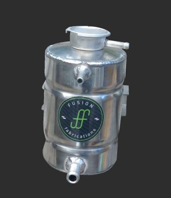 Aluminuim custom header tank