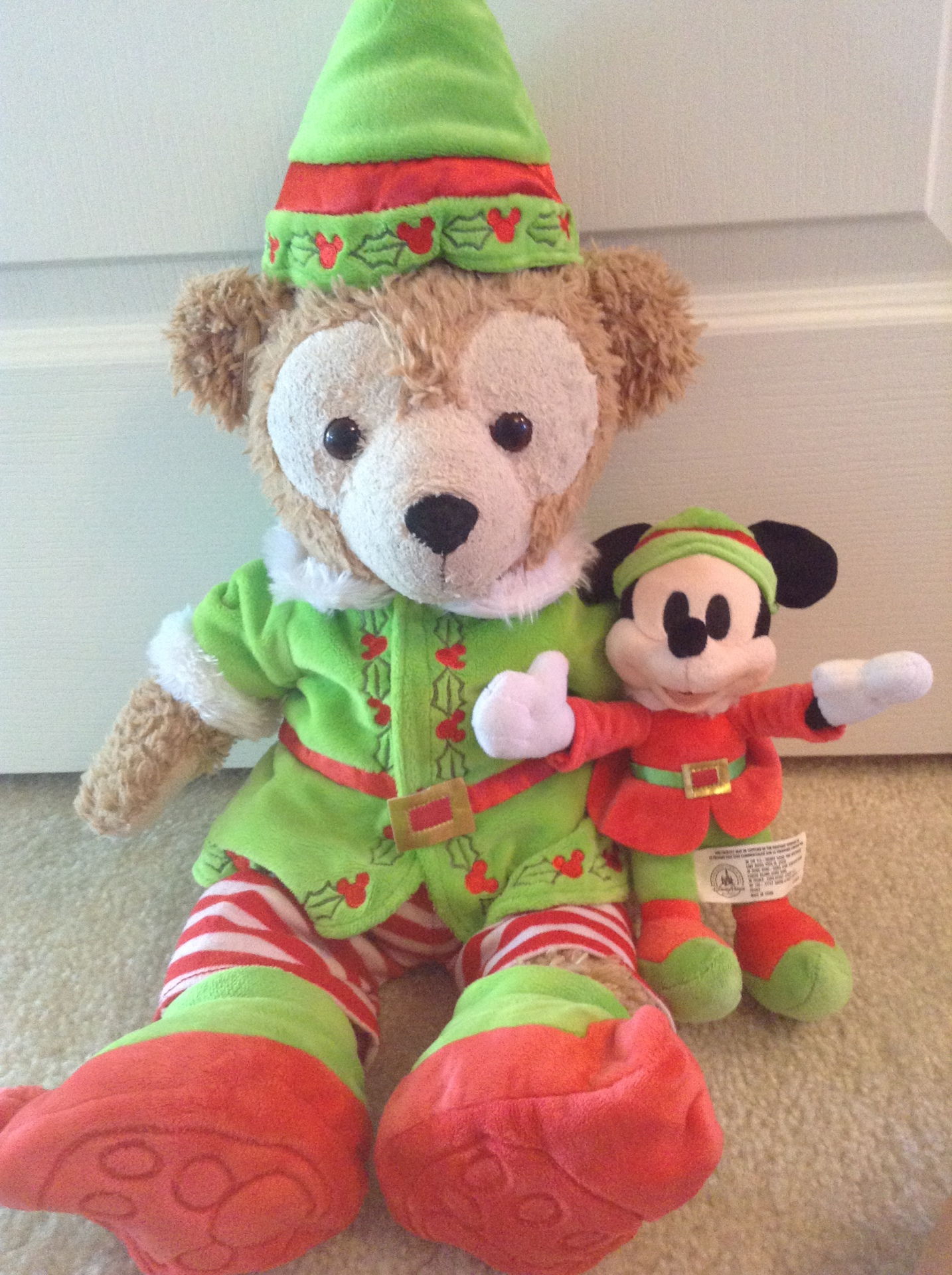 Duffy and Shellie May adventures