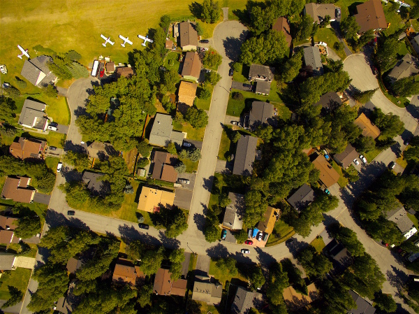 Flying Crown Subdivision