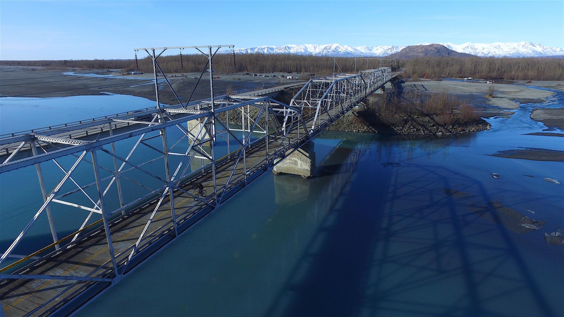 Matanuska River Bridge