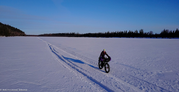 Iditarod Invitational Trail Race 2017