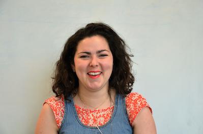 Volunteer - Georgia Neath: Meet Ronia, a Just Giving re-blog