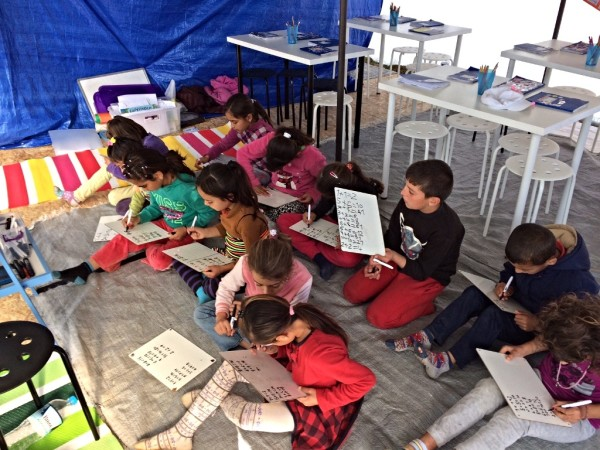 Edlumino Blog : Greek camps winterisation