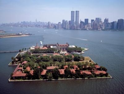 Fundraiser - Sarah Kilgallon to Ellis Island