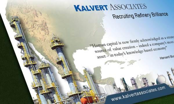Kalvert Associates Postcard Detail