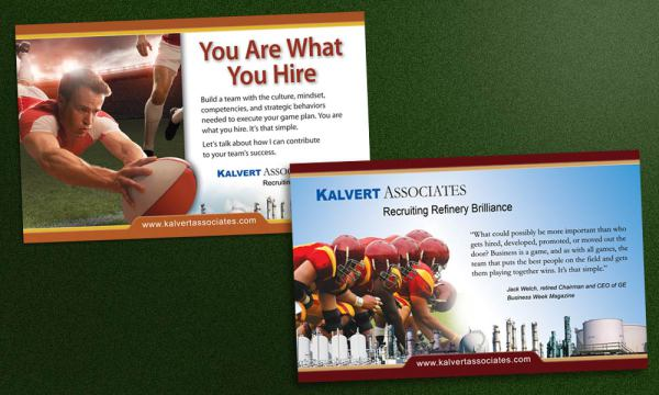 Kalvert Associates Postcard Selection