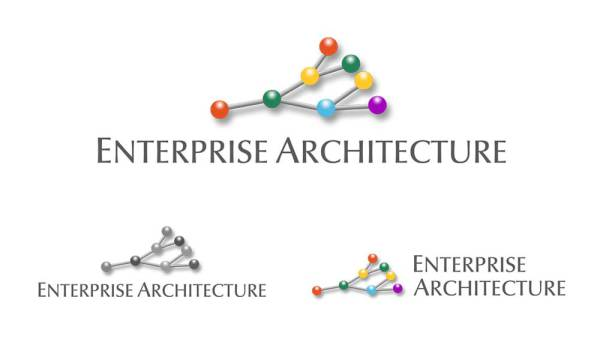enterprise-architecture logo  designed by Luis_Ramirez