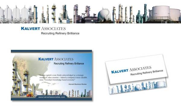kalvert-associates logo designed by luis ramirez