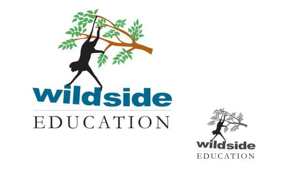 wildside education logo designed by Luis_Ramirez