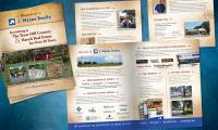 J. Myane Realty Marketing Brochure Covers and inside