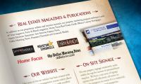 J. Myane Realty Marketing Brochure