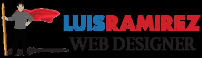 Luis Ramirez Web Designer Logo