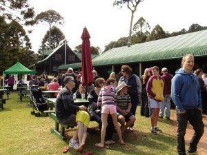 Market Day at the Bunya Mountains, Lunch and a Sunday Drive.