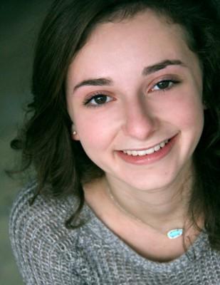 Audrey Hirshberg, 12