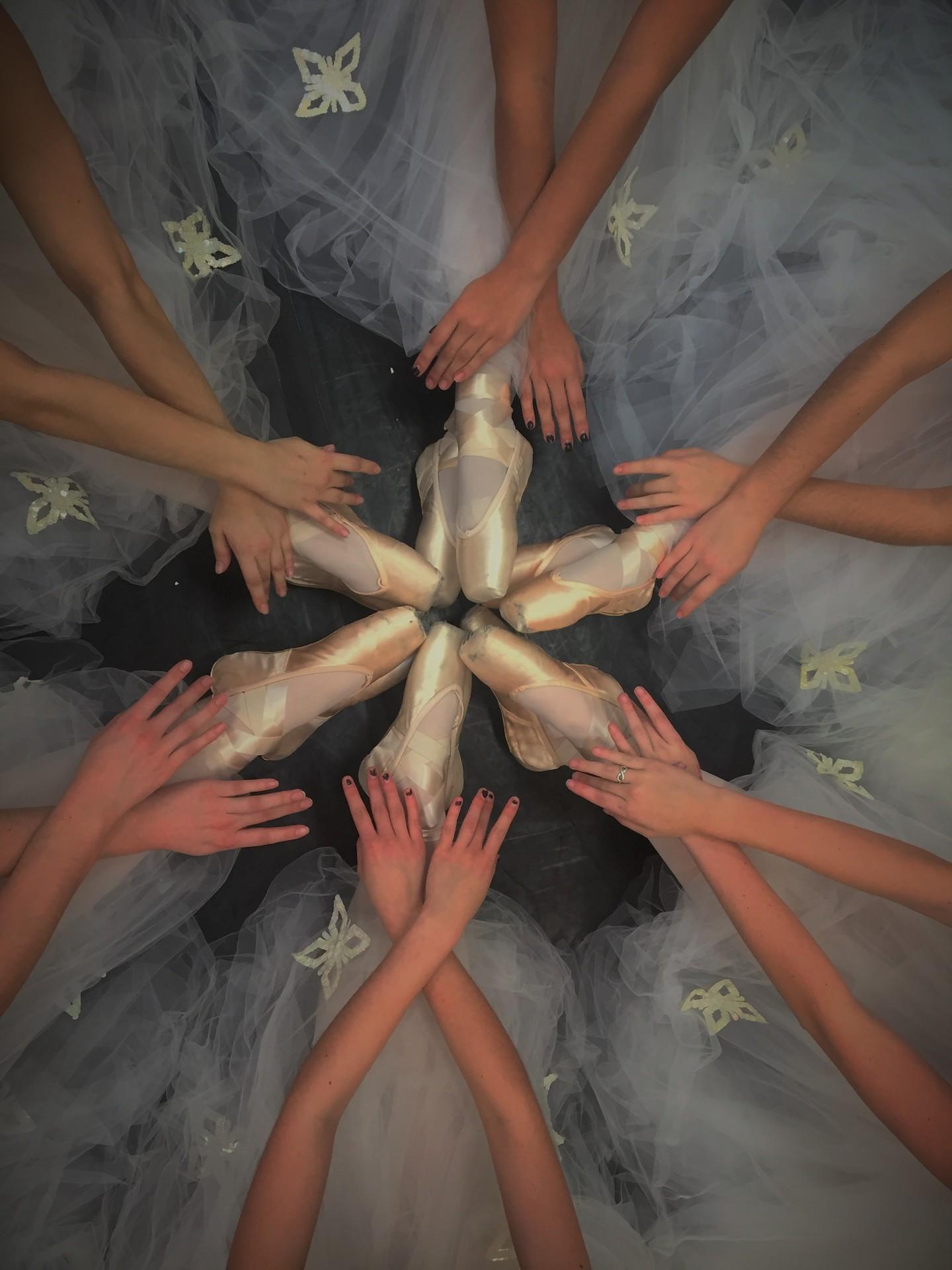 Snow Corps De Ballet