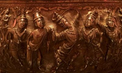 Bronze Effigies