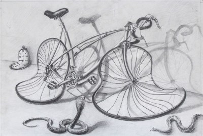 Dali Bike Condensed