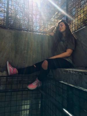 Katie Hutnick, 10