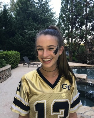 Hannah Brewer, 12