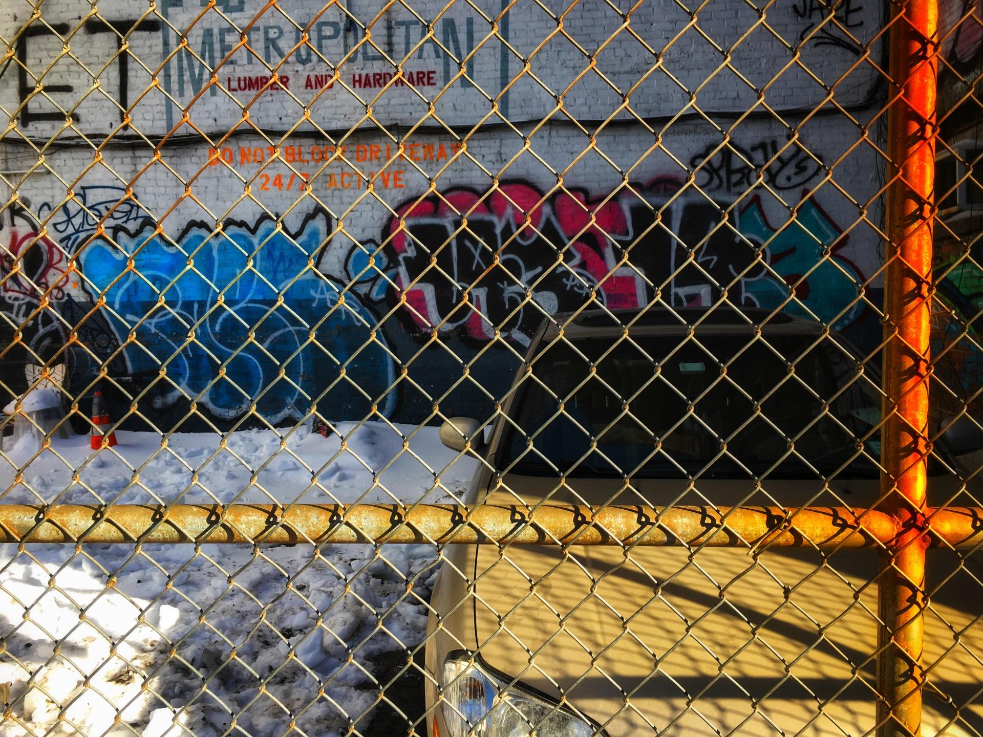 Broken Alley