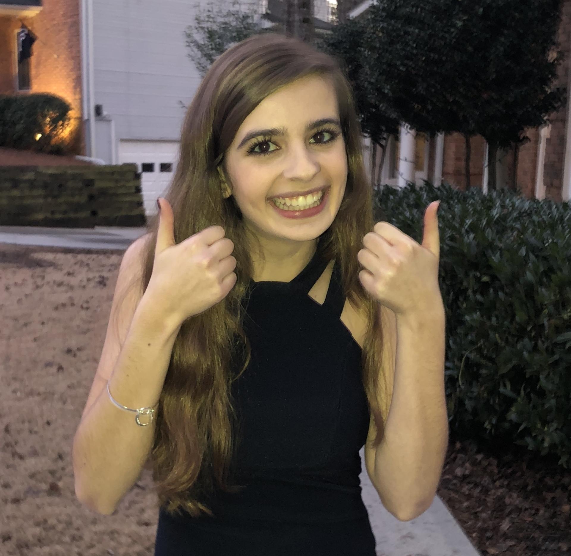 Jenna Rabin, 11