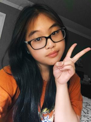 Grace Tran, 10