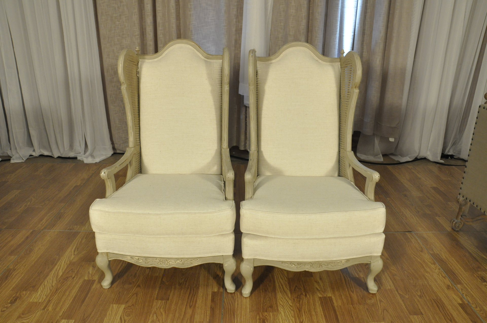 MARGOT WING BACK CHAIRS