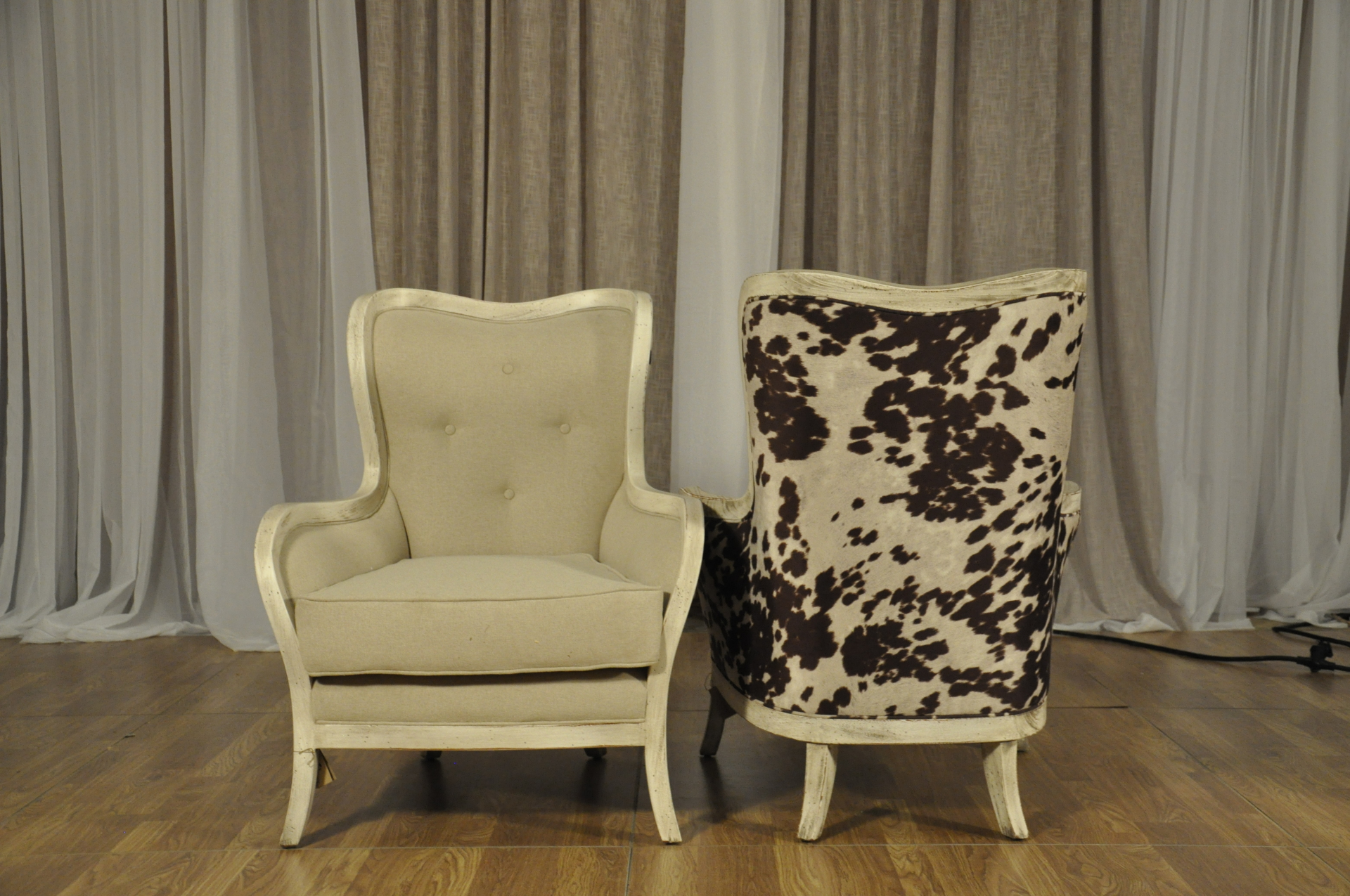 BRADLEY ARM CHAIRS