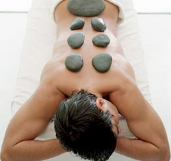 Mens Hot Stone Massage