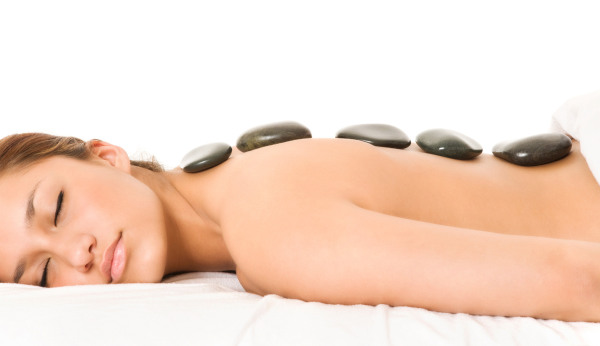 Hot Stone Massage is great for relaxing