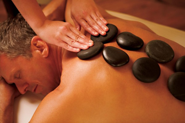 Mens Massage With Hot Stones