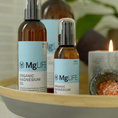 Magnesium oil