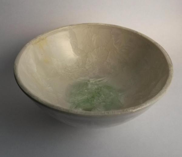 Glacier dish