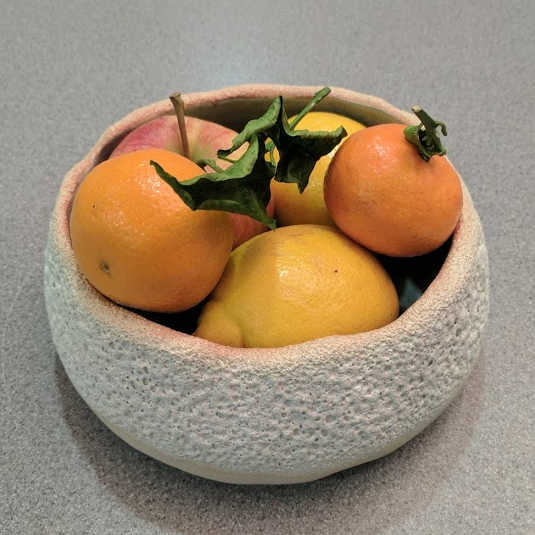 Meriel's fruit bowl