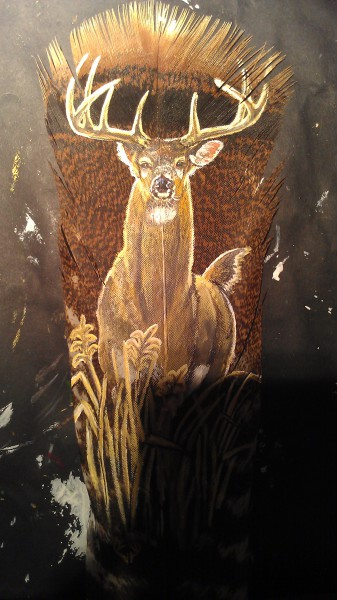 whitetail buck in Progress!