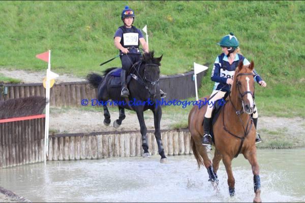 Brogeen Boy Bonfleur Water Jump