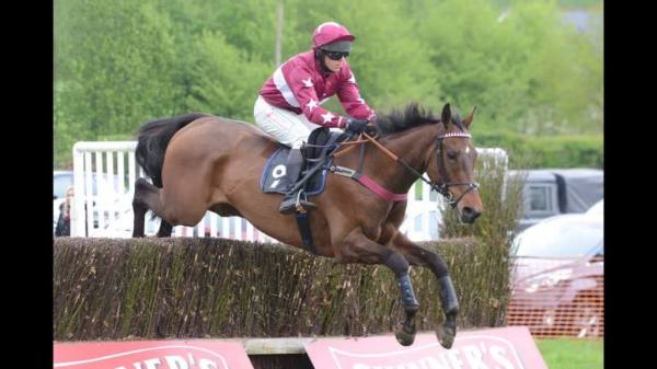 Lightonthemountain winning at Parham