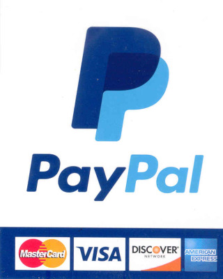 Sunfeathers Art is Now Accepting PayPal and Major Credit Cards