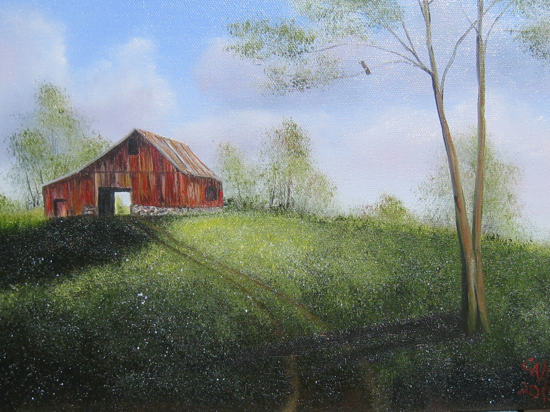 """June Afternoon"""