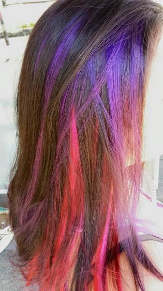 Vibrtant Elumen Hair Colours
